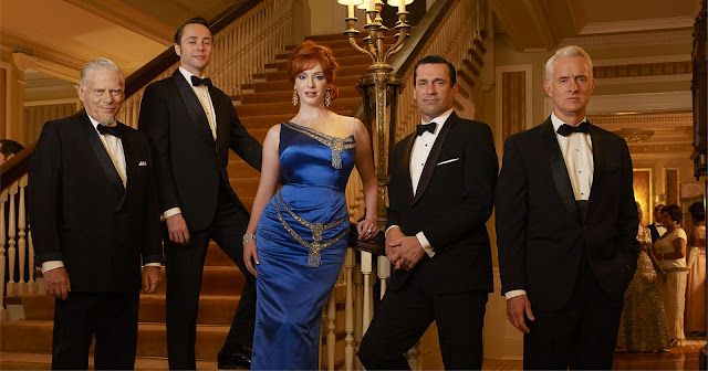 Mad Men Fashion Retrospective