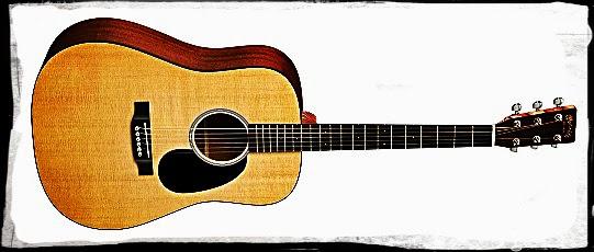 Martin Acoustic Guitar Deal: DRS2 Road Series