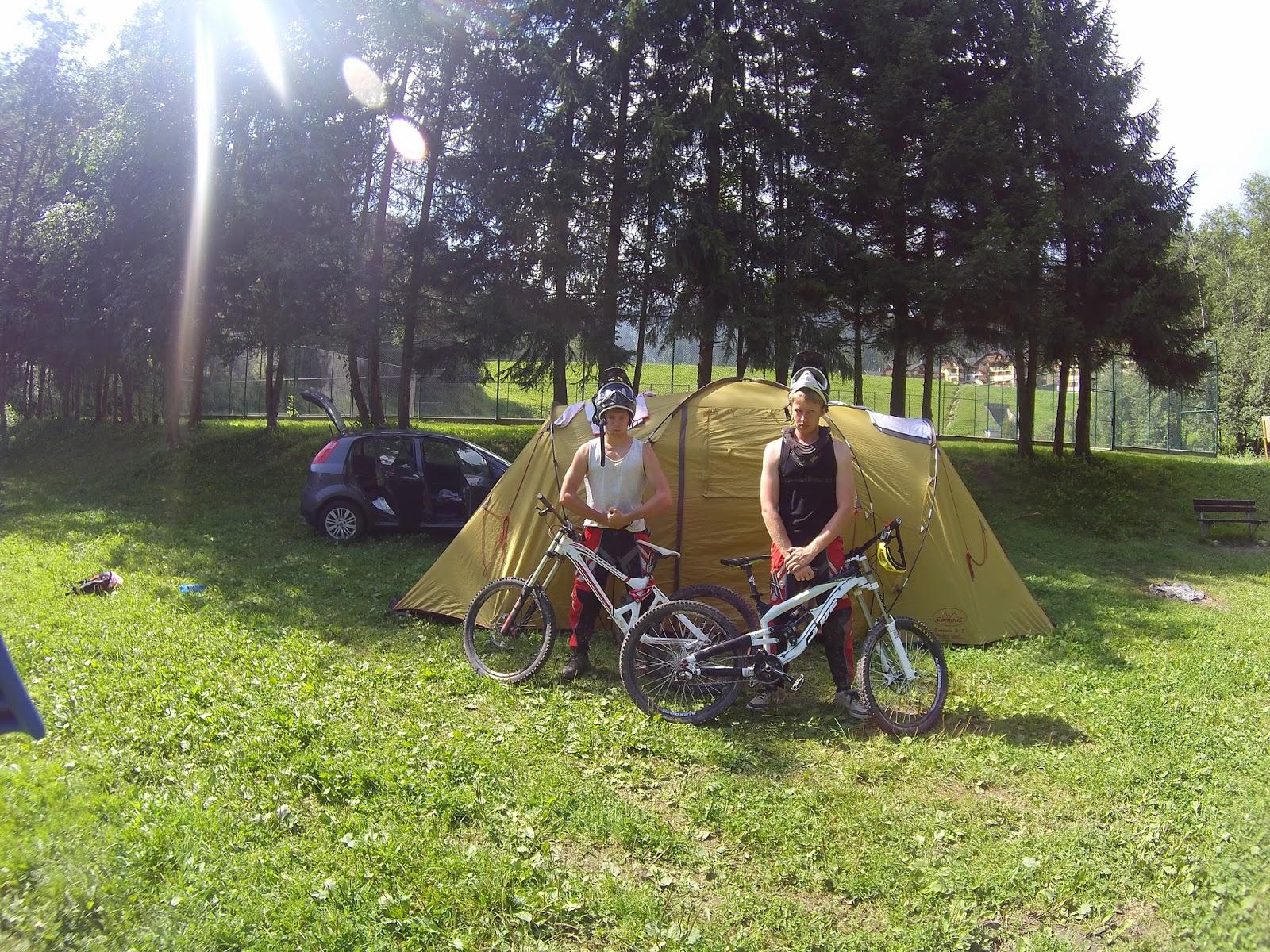 Rużomberk, Słowacja 2014, ownfreeride Extreme Team