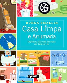 Casa limpa e arrumada, de Donna Smallin