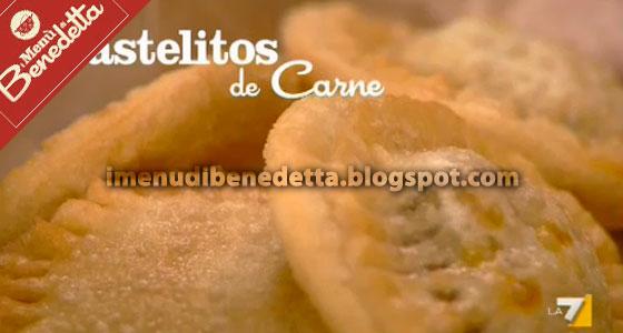 Pastelitos de carne di Benedetta Parodi