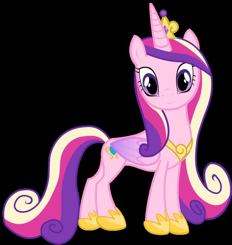 Olisushi imagine sa vie amigurumi princesse cadence my little pony friendship is magic - Pictures of princess cadence ...