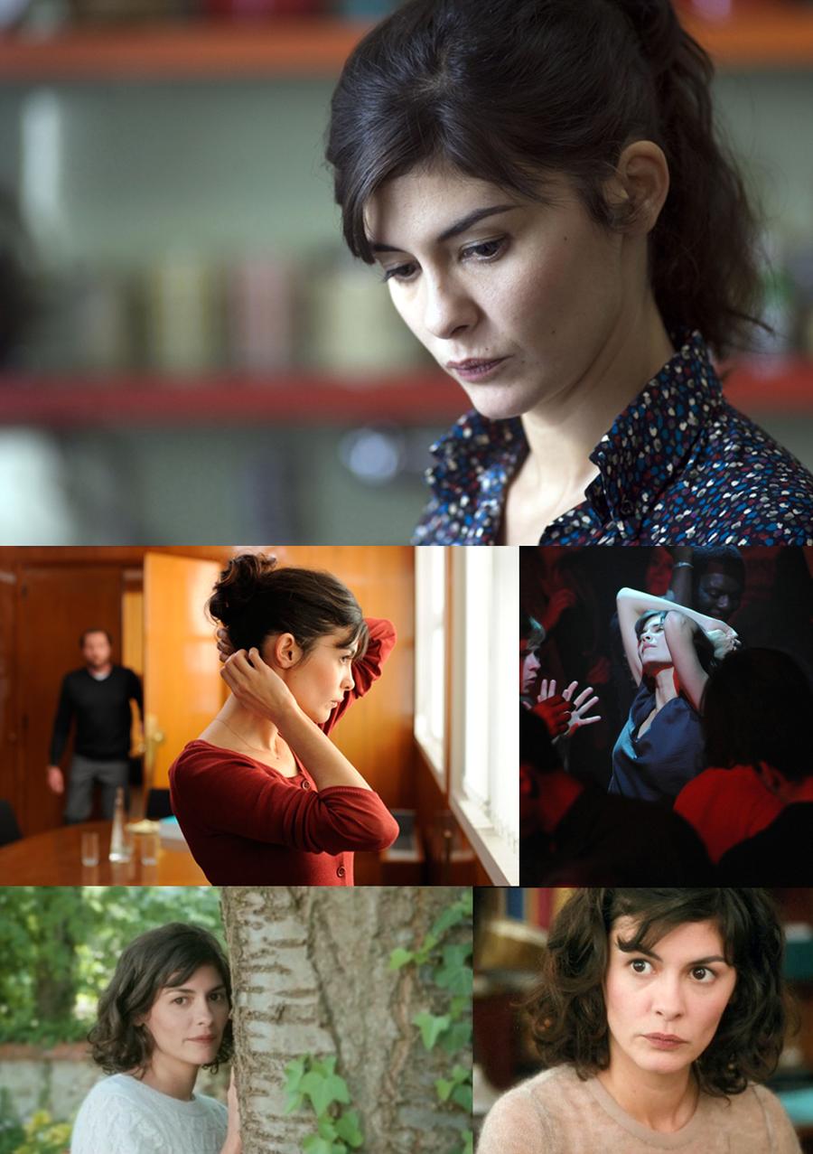 A delicadeza do amor_Audrey Tautou_La Delicatesse_filme francês_figurino de mad men