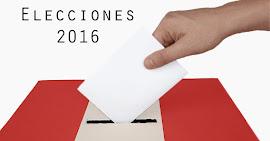 Elecciones a Junta Directiva 2016. Reglamento y Calendario Electoral.