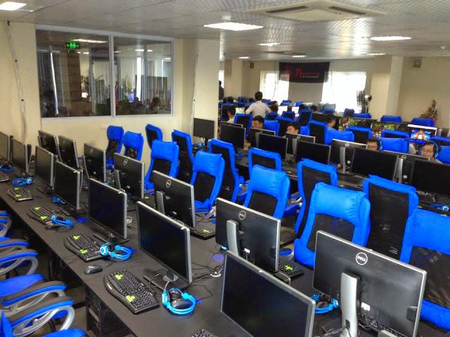 Tư vấn lắp đặt phòng net tại Tỉnh Bình Định