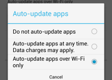 How to Stop Excessive Data Usage On Android