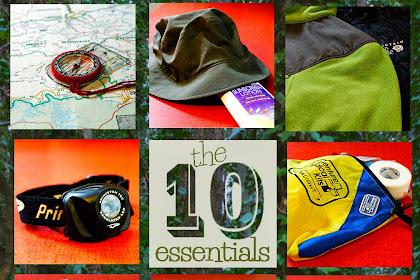 Ten Essentials Hiking