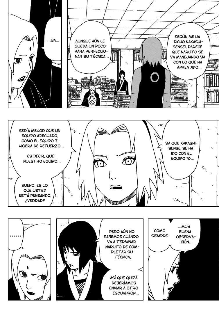 Naruto Shippuden Manga 331
