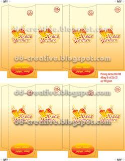 cetak bungkus kebab