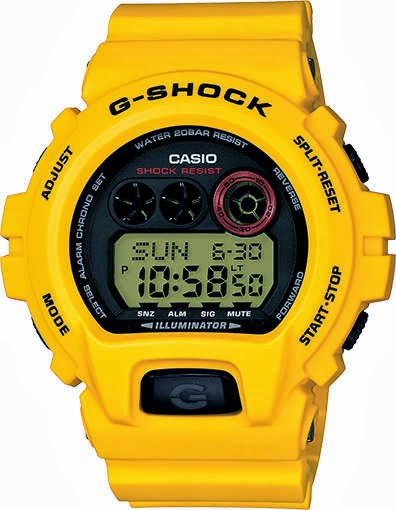 Casio G-Shock GDX6930E-9
