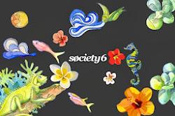 Pendules, mug, etc allez sur society