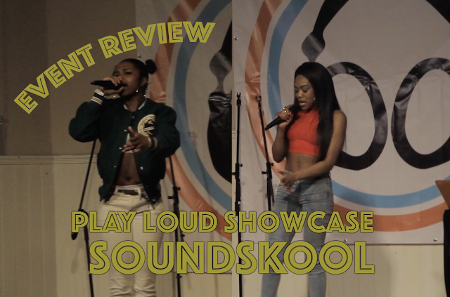 EVENT REVIEW: SOUNDSKOOL SUMMER SHOWCASE Nadia Rose Lady Leshurr