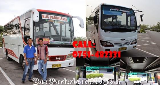 Sewa Microbus Padang 25 Tempat duduk