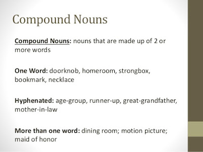 compound nouns in english and vietnamese The large number of collective nouns in english is based on a tradition of venery (words for groups of animals) which arose in the late middle ages.
