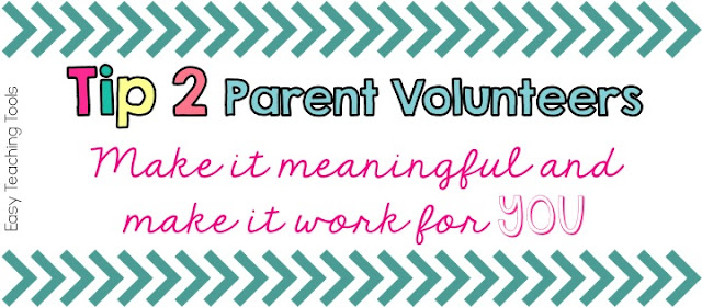 parent volunteers, teaching, easy teaching tools, classroom volunteers