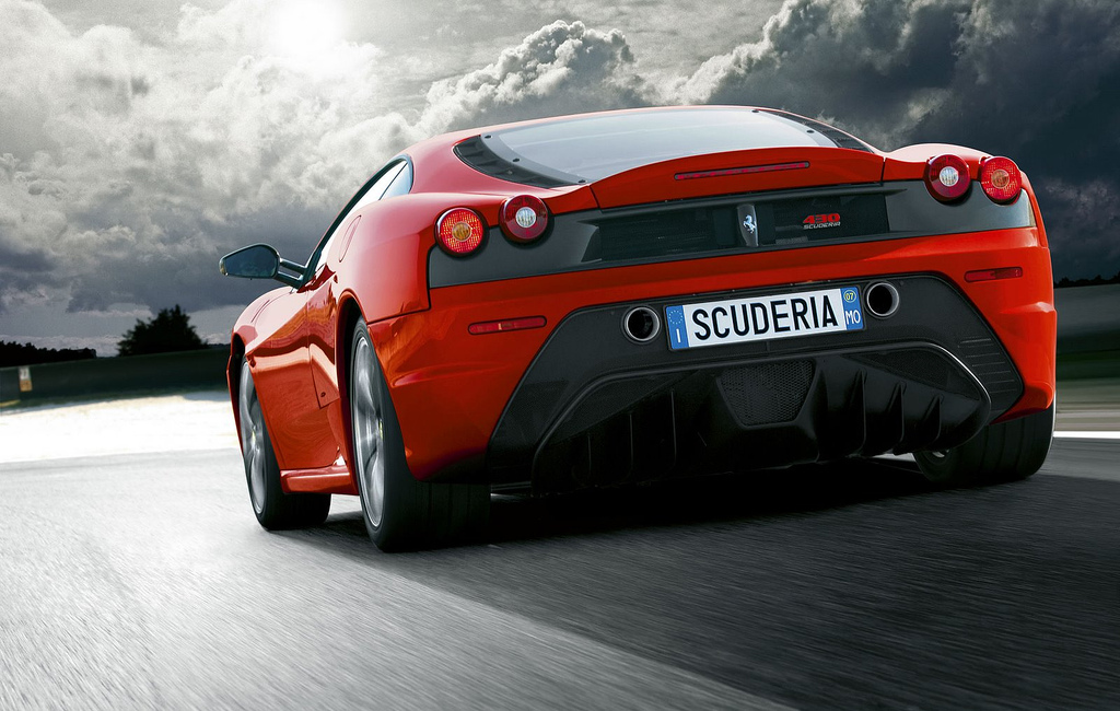 Ferrari is synonymous with