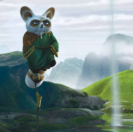 Kung Fu Panda Quotes Inner Peace