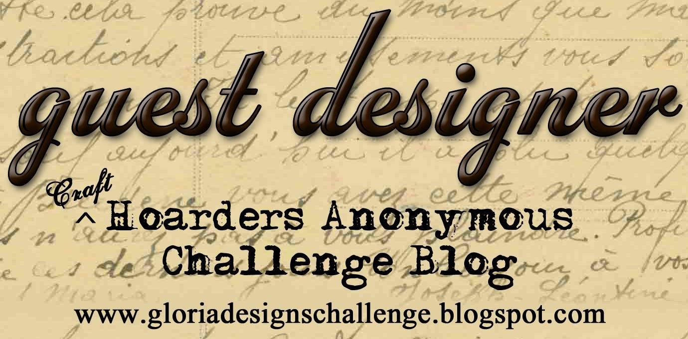 Guest Designer - October!