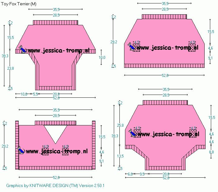 Sueter De Crochet Para Perro - Bronze Cardigan