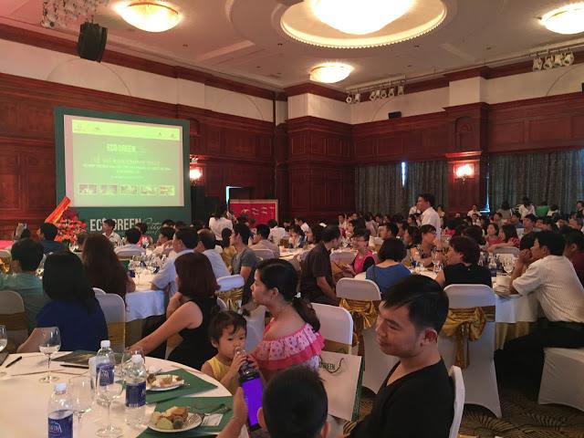 Lễ mở bán dự án Eco Grreen City