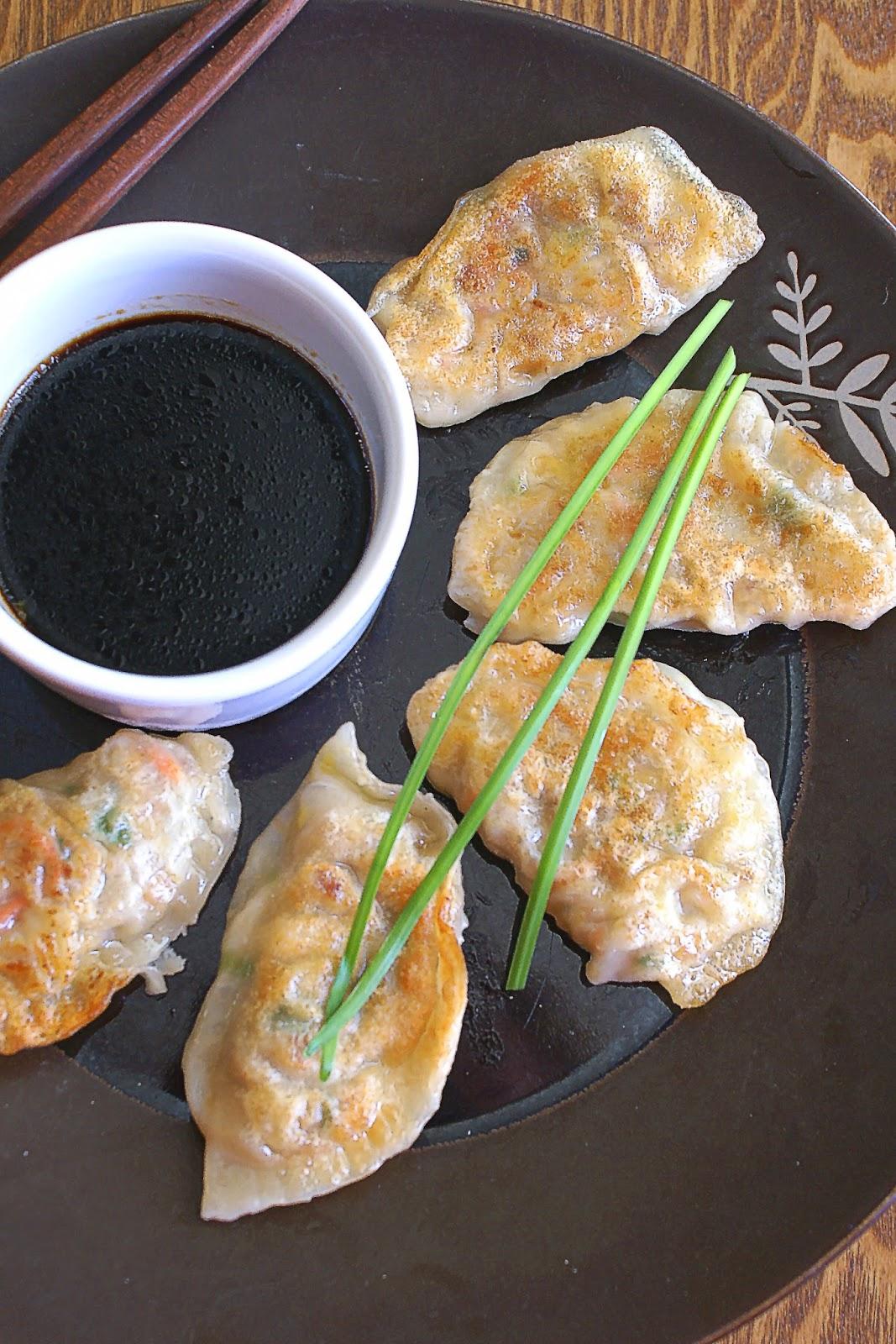 Gyoza - Dim Sum dumplings