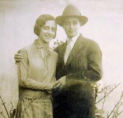 Mario Walter e Laura Soares, personagens ilustres da nossa história.