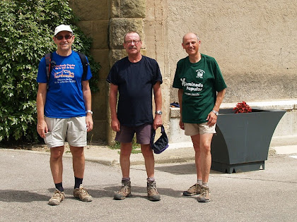Caminada seguint el PR-C 93 de Santa Eugènia de Berga 2012
