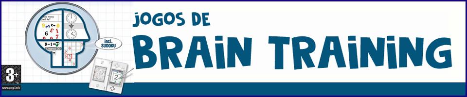 Jogos de Brain Training