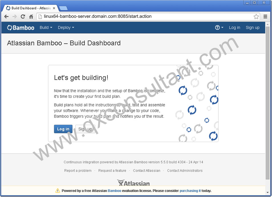 Simplest Enterprise Continuous Integration Solutions Bamboo