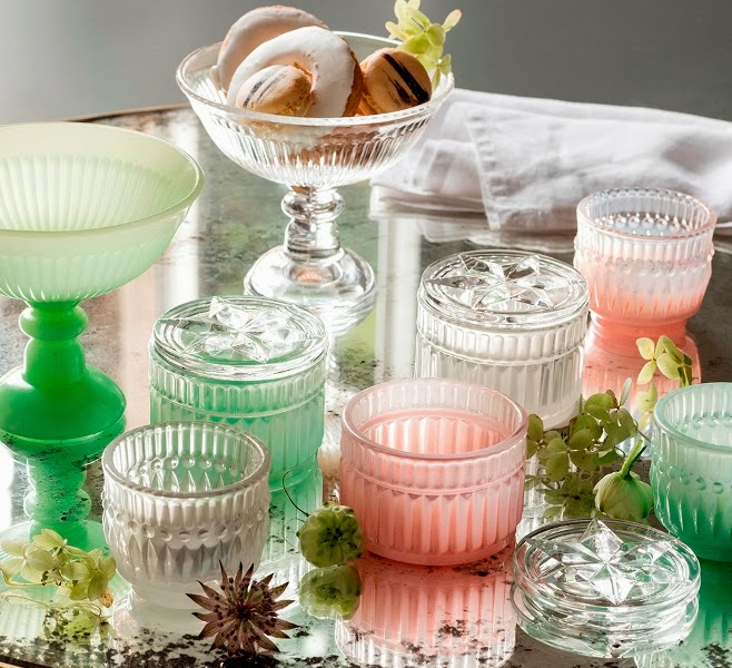 H&M Home Spring 2015, Light, Nature, New Possibilities, Home Deco, H&M Home, Spring 2015, Home Decorations, Glass Ware
