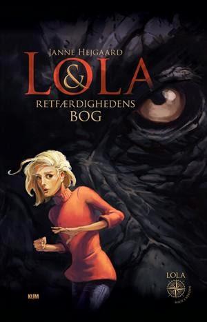 Lola og Retfærdighedens Bog