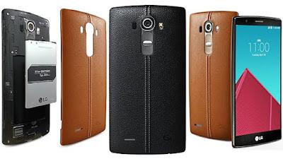 Spesifikasi dan Harga Smartphone LG G4