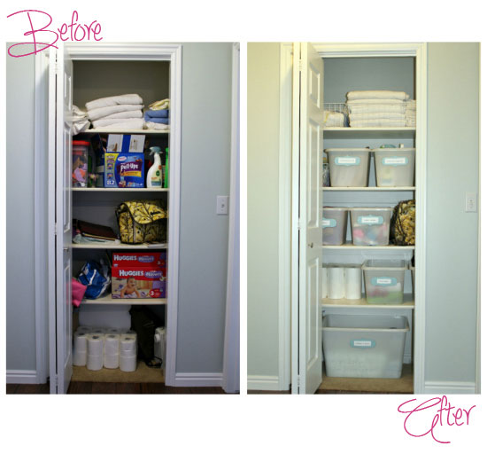 Iheart Organizing Reader Space A Lovely Multi Purpose Closet
