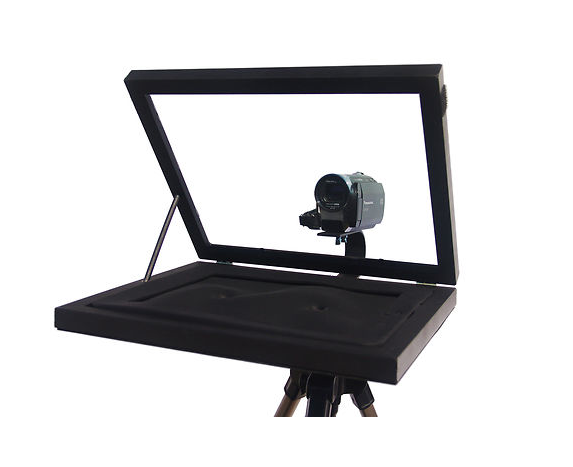 hansruedi haru vetsch teleprompter f r ipad. Black Bedroom Furniture Sets. Home Design Ideas