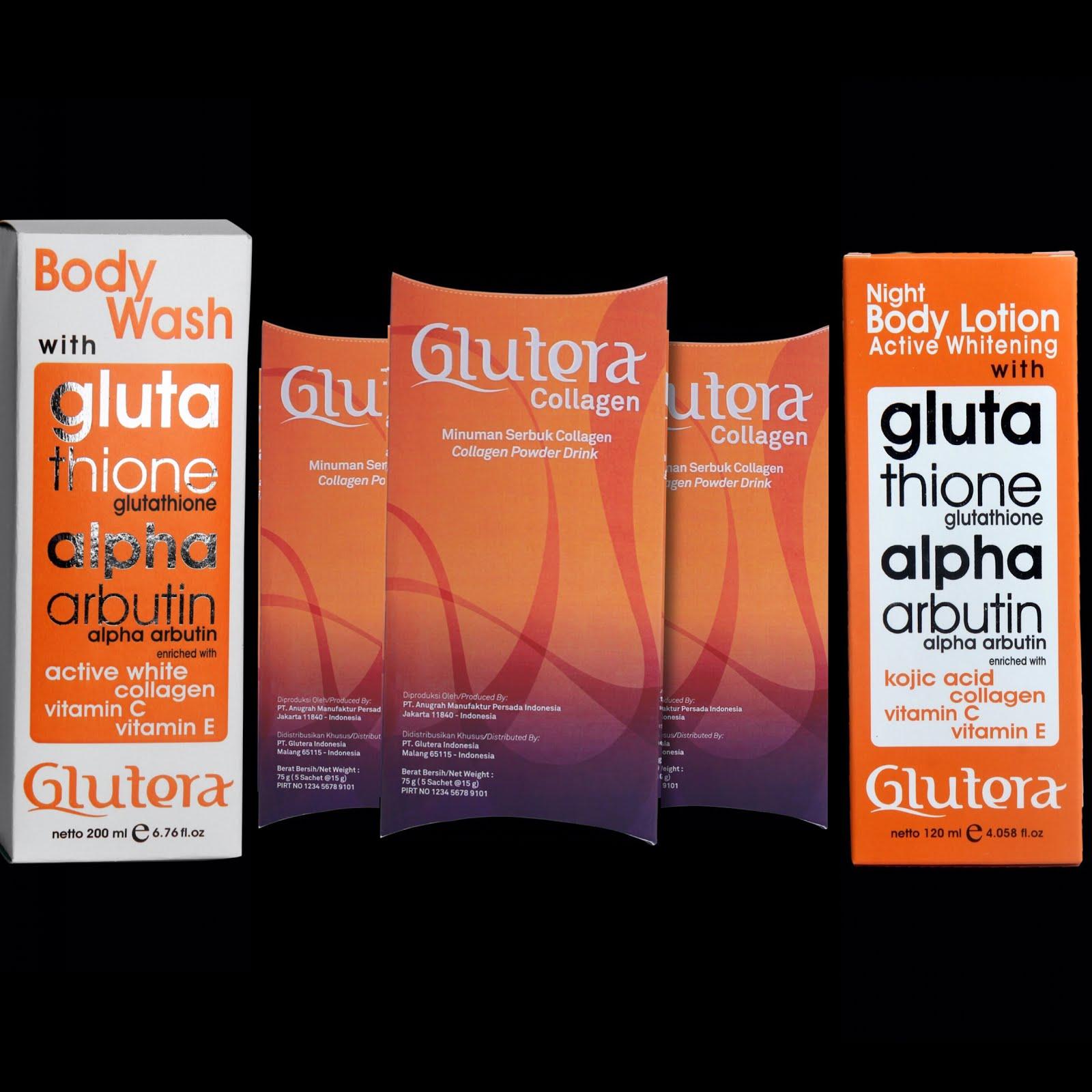 Paket Glutera Collagen