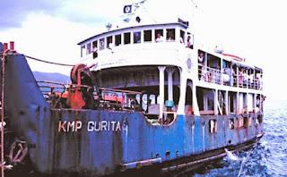 Misteri 19 Tahun Tenggelamnya Kapal KMP Gurita di Sabang