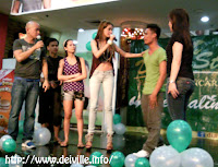 Diana Stalder: 15th Year Anniversary Mall Tour with Daiana Menezes and Tibo of PBB 9