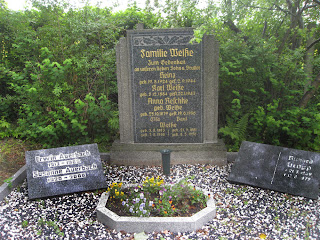 Grab der Familie Weiße und Auerbach Lützen