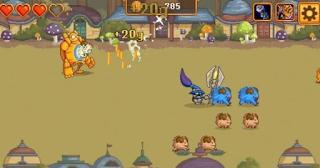Blitzcranks Poro Roundup gratuit sur Android et IOS