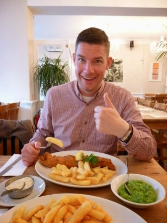 Gluten free fish and chips in Littlehampton and Worthing