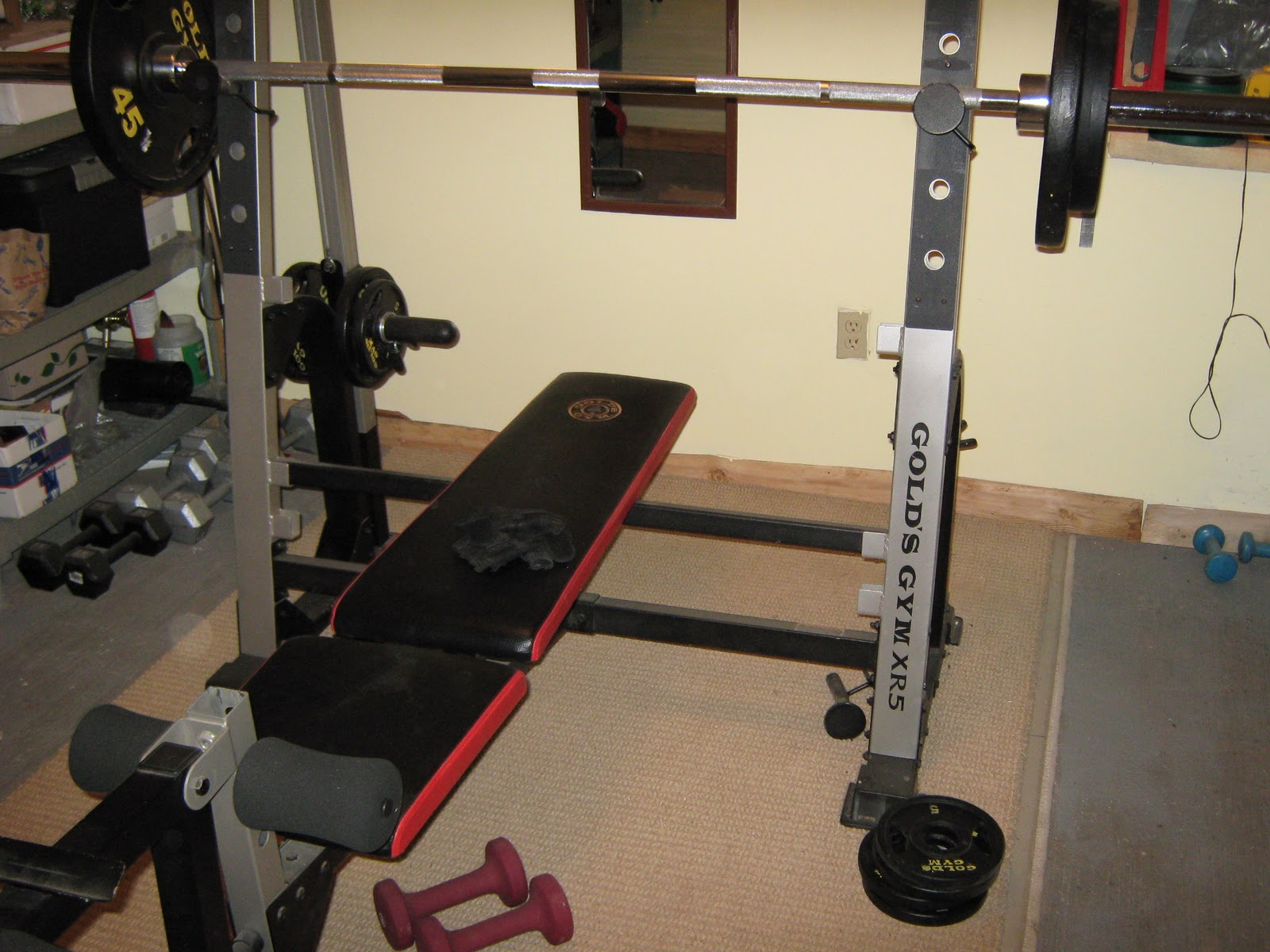 Weight Benches And Weights Home Improvement Ideas