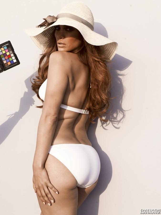 Jennifer Lopez Hot Body Bikini