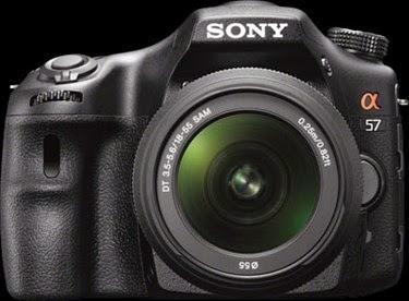 Sony SLT-A57 Camera User's Manual