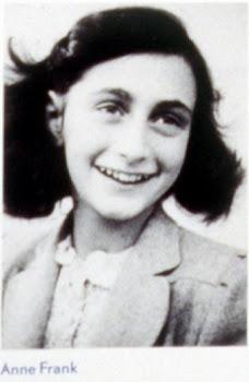 Ana Frank, autora de 'Diario'