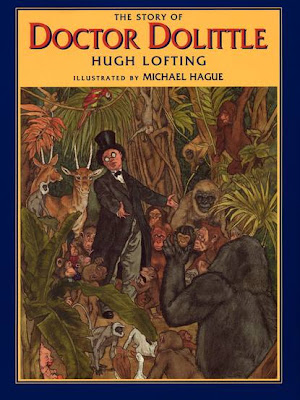 The Story of Doctor Dolittle,  illustrated by Michael Hague
