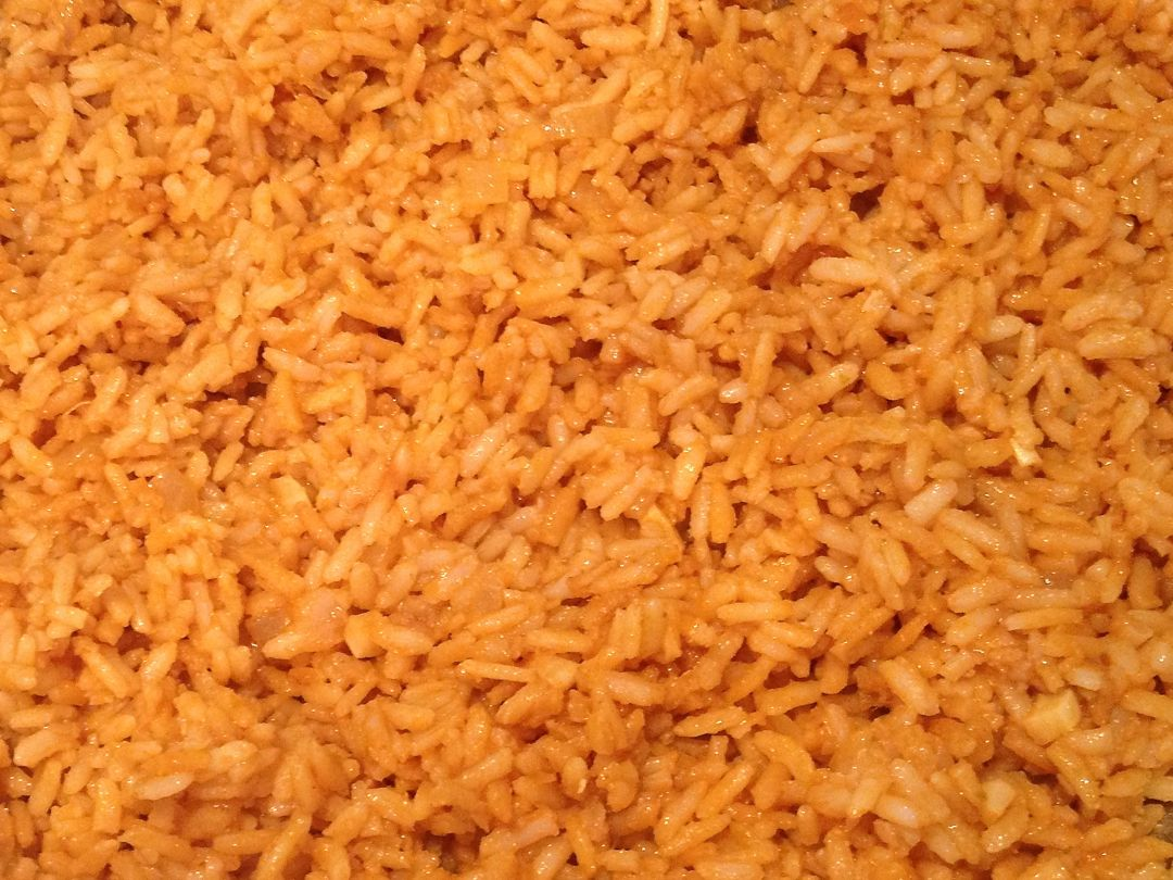 Mexican Red Rice Recipes — Dishmaps