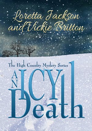 AN ICY DEATH--A Jeff McQuede Mystery