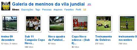 Meninos da Vila Jundiaí SP. Encontre Fácil seu Treino, Jogo ou Evento...
