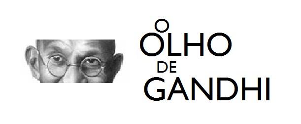 O Olho de Gandhi