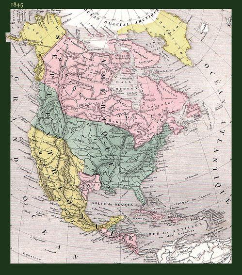 Mapas de Amrica temticos  Informacin General para docentes y